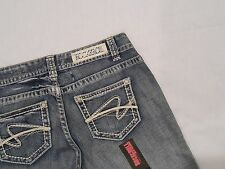 Rock & Roll Cowgirl NWT Juniors Jeans Boyfriend Fit W2-3642 Rodeo Western