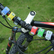 Superbright Soft Silicone Safety Bike Bicycle Frog Head Front Rear Wheel Light