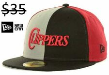 Los Angeles Clippers Men New Era 59Fifty Fitted NBA Basketball Hat Cap Apparel