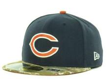 Chicago Bears New Era 59Fifty Fitted Salute to Service Camo NFL Football Hat Cap