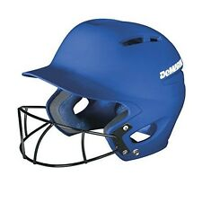 DeMarini Paradox Fitted Pro Batting Helmet with Fastpitch Softball Mask