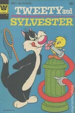 Tweety and Sylvester (1963 Whitman) #24 GD/VG 3.0 LOW GRADE