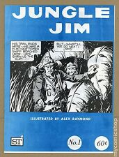 Jungle Jim (1972 Street Enterprises Reprint) #1 FN 6.0