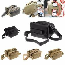 Cycling Bike Bicycle Top Frame Pannier Front Tube Double Saddle Bag Double Pouch