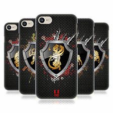 HEAD CASE DESIGNS METAL ZODIAC HARD BACK CASE FOR APPLE iPHONE 7