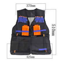 Breathable Tactical Vest Kit Set for Nerf N-Strike Elite Tactical Vest Kit