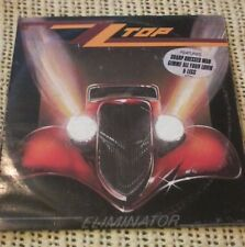 ZZ TOP ELIMINATOR VINYL LP 1983 ORIGINAL AUSTRALIAN PRESSING 23774 1