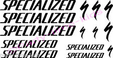 Specialized Mountain Bike Frame vinyl Decals Stickers 26 Colours MTB Downhill