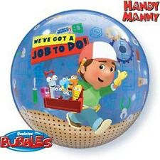 "22"" Handy Manny ""Hola Amigas"" Bubble Balloon"