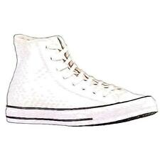 Converse All Star Hi - Men's Basketball Shoes (White - Width:Medium)