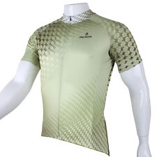 Men Short Sleeve Cycling Jersey Bicycle Bike Rider Top Sportwear Clothing D291