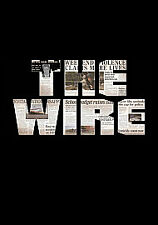 The Wire - Series 1-5 - Complete (DVD, 2008, 24-Disc Set, Box Set)