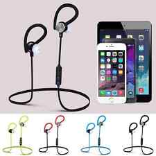 Wireless Bluetooth Headset Stereo Sports Earphone Headphone for iPhone Samsung