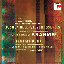 Joshua Bell - For The Love Of Brahms [CD New]