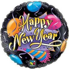 "18"" New Year Party Mylar Foil Balloon"