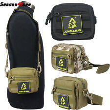 Tactical Military Army Molle Outdoor 600D Mini Waist Pack Shoulder Bag Pouch