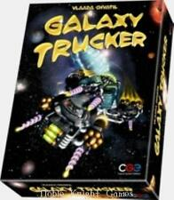 Czech Board Games Boardgame Galaxy Trucker Box SW