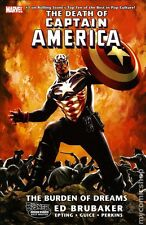 Captain America The Death of Captain America TPB (2008-2009 Marvel) #2-REP NM