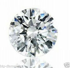 2.24cts Natural White 'F' Color Si-2 IGI Certified Solitaire Diamond 8.28x5.20m