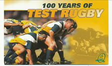 Australian Stamps: 1999 - 100 Years of Test Rugby - Post Office Pack