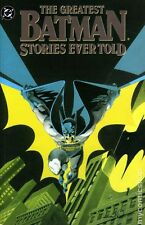 Greatest Batman Stories Ever Told TPB (1988-1992 DC) #1-1ST FN