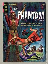 Phantom (1962 Gold Key/King/Charlton) #10 VG 4.0
