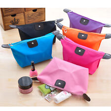 Fashion Woman Cosmetic Bags Large Volume Wash Bag Waterproof Makeup Bag