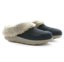 Fitflop Slipper Loaff TM Quilted Slipper Black