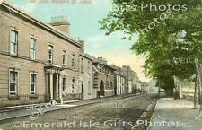 Mayo Westport The Mall early 20th Century Irish colour Photo Print Ireland