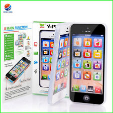 Kids Children Baby YPhone Mobile Phone Learning Educational Toy 2Color