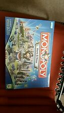 Brand New Factory Sealed Monopoly Here & Now Edition Board Game w/Special Tokens