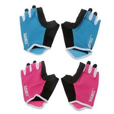 Weight Lifting Gym Training Gloves Fitness Exercise Half Finger Sports Gloves