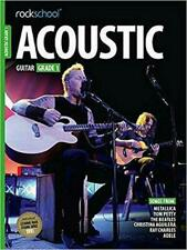 Acoustic Guitar Grade 1 Paperback Book Free Shipping!