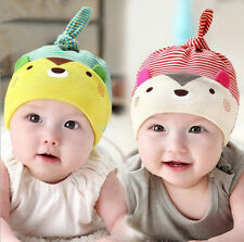 1pcs Winter Warm Kids Girl Boy Toddler Hot Cotton Hat Infant Cotton Head Cap