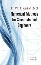 Numerical Methods for Scientists and Engineers 2013 Second Edition 2nd