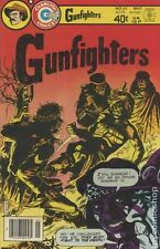 Gunfighters (1966 Charlton) #60 FN