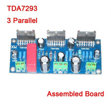 TDA7293 255w three Parallel Mono Power Amplifier Board BTL AMP Assembled Board