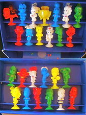 Lidl Stikeez the soccer Figures for EM 2016 Stickeez Cup all 25 to search