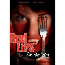 Red Lips Eat the Living New (DVD, 2006) Maria Ortiz, Debbie Rochon   [BRAND NEW]