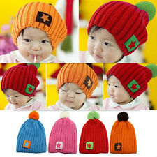 Accessories Cap Hot Toddler Baby Infant Hat Warm 1pcs Winter Boys Girls Children