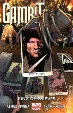 Gambit TPB (2013 Marvel) By James Asmus #3-1ST VF