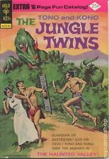 Jungle Twins (1972 Gold Key) #12 FN