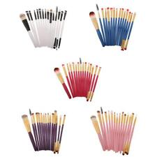 15pcs Makeup Brushes Set Powder Foundation Blending Eyeshadow Eyeliner Lip Brush