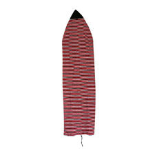 "Surfboard Sock Cover Surf Shortboard Protective Stretch Terry Day Bag 6'0"" 7'0"""