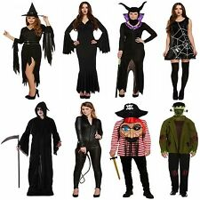 Adult Mens Womens Ladies Halloween Party Book Week Fancy Dress Costume Outfit