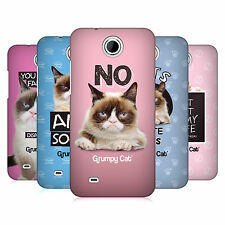 OFFICIAL GRUMPY CAT QUOTES HARD BACK CASE FOR HTC PHONES 3