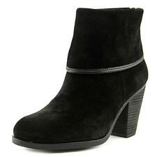 Vince Camuto Hamilton Women  Round Toe Suede Black Ankle Boot