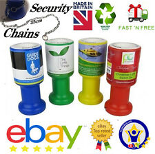Charity Donation Pot / Tin / Box Eco Collecting Money For Fundraising / Weddings