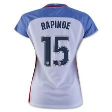 New Megan Rapinoe 15 USA WOMENS 2016 HOME SOCCER JERSEY, 3 Stars, USWNT