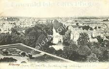 Kilkenny Town as seen from the Castle Old Irish Photo Print - Size Selectable